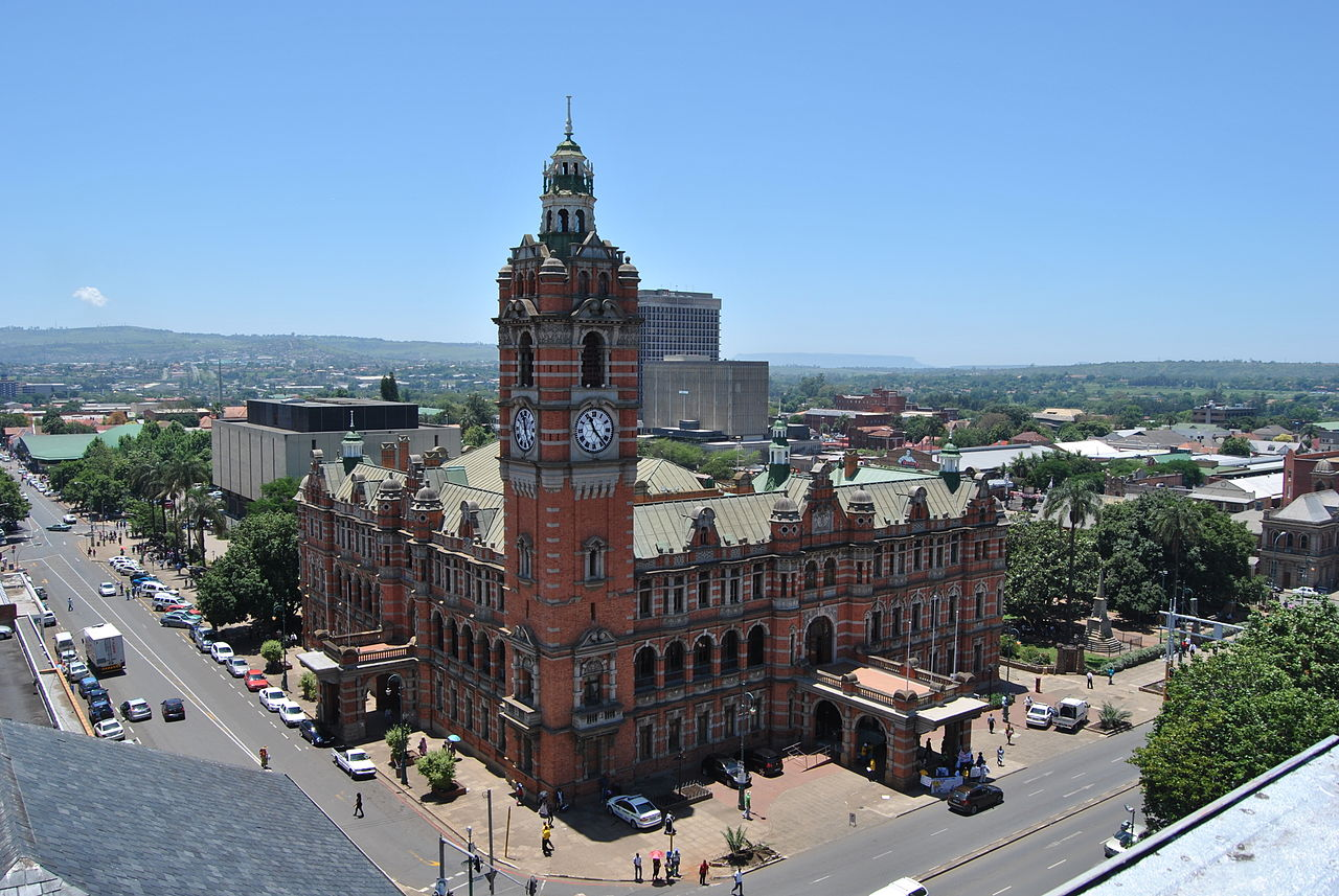 City of Pietermaritzburg